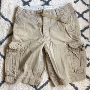 Aeropostale cotton cargo shorts Size 29